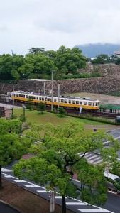 高松支社からの風景