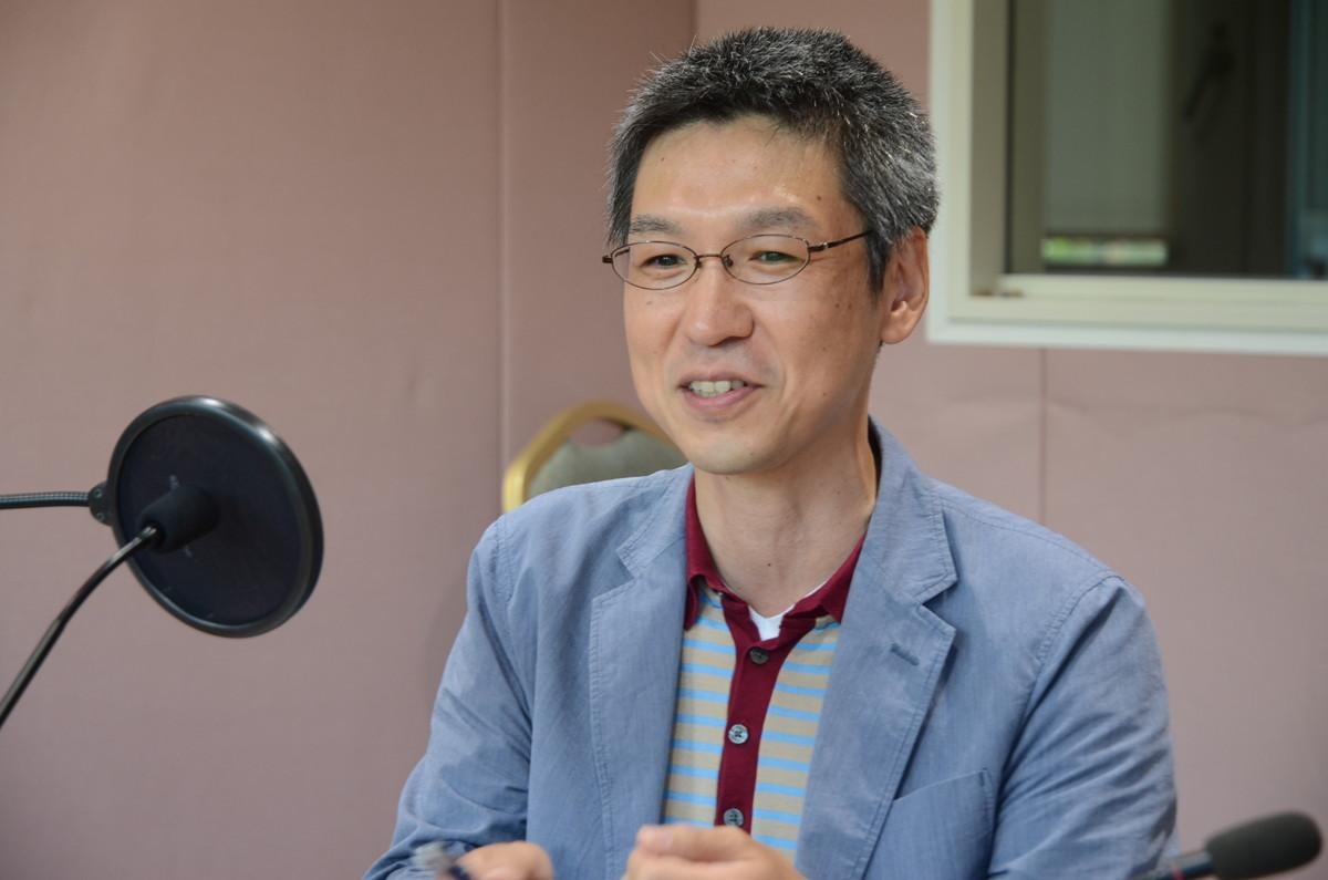 後編] ゲスト:愛媛大学教育学部 准教授 青木亮人さん(2019.10.13 ...